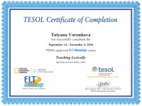 ELT Advantage Course Teaching Lexically